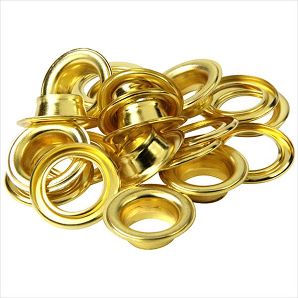 SK11 10 pairs of double-sided eyelets made of brass NO.95 15MM from Japan